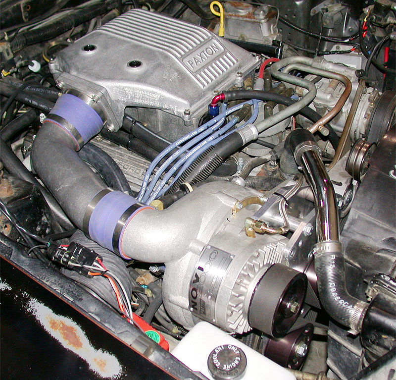 Ford Mustang 3 7 Supercharger Kit: CAPA Performance